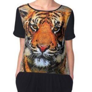 Forever 21   Tiger Shirt NWOT 🐯